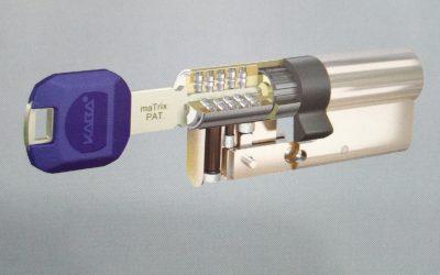 Kaba Matrix, uno de los sistemas de alta seguridad para su hogar